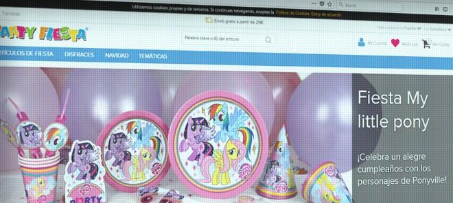 Spain – Online Shopping Buddy