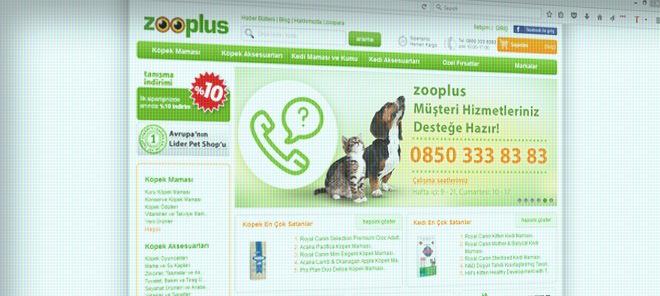 Zooplus österreich